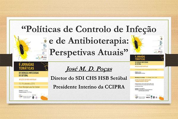 Conferência sobre Antibioterapia