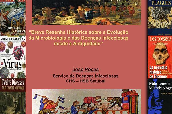 Evolução Histórica da Microbiologia I