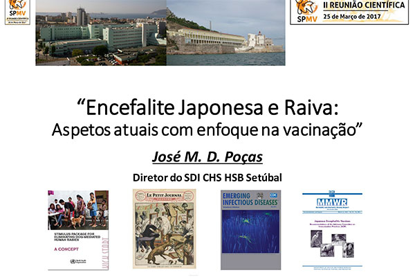 Vacinação Encefalite Japonesa e Raiva