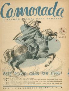 «O melhor jornal para rapazes»: 70 Anos do Camarada