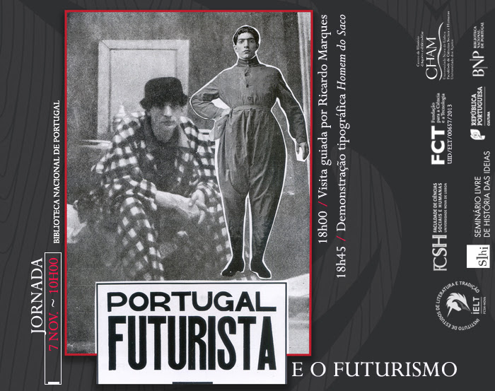 Portugal Futurista e outras publicações de 1917