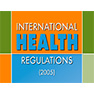 Regulamento Sanitário Internacional OMS