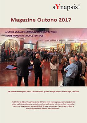 Synapsis Magazine – Edição n.º 3 – Outono 2017