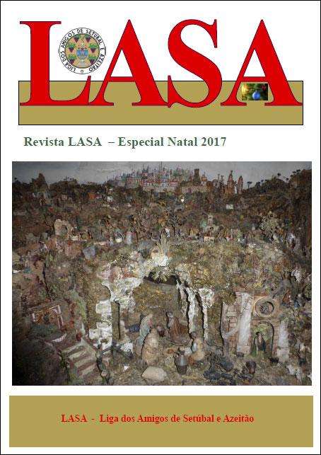 Revista Especial de Natal da LASA - Liga dos Amigos de Setúbal e Azeitão