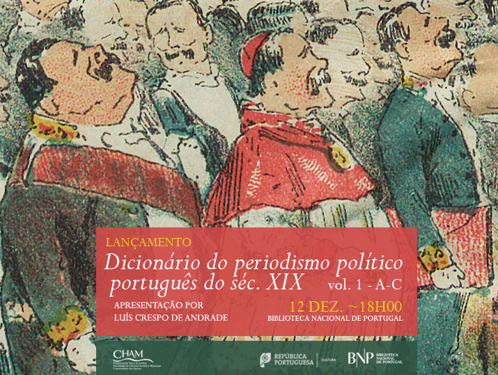 Dicionário do periodismo político português do século XIX (vol. 1 – A-C)