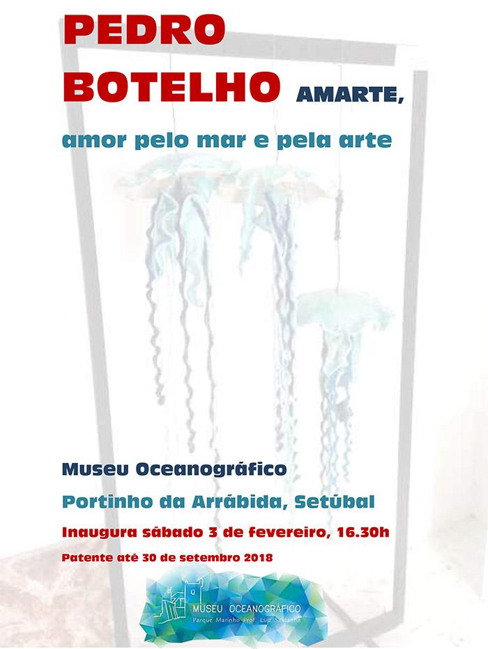 Pedro Botelho - AMARTE, amor pelo mar e pela arte
