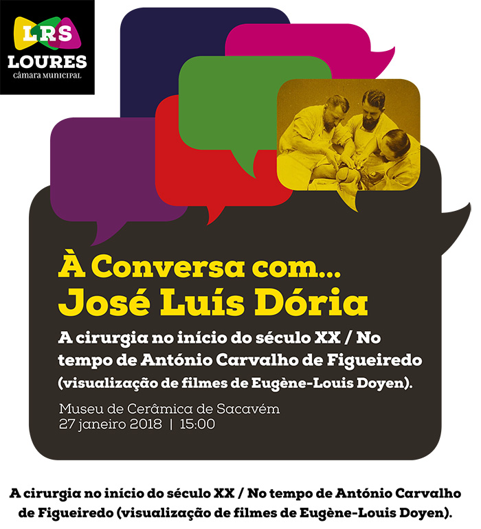 À Conversa com... José Luís Dória