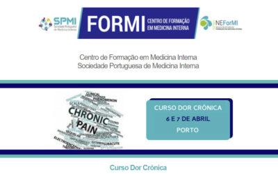Curso Dor Crónica – Inscrições Abertas