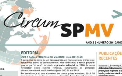 Newsletter da Sociedade Portuguesa de Medicina do Viajante – janeiro 2018