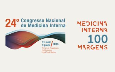 24º Congresso Nacional de Medicina Interna – submissão de trabalhos