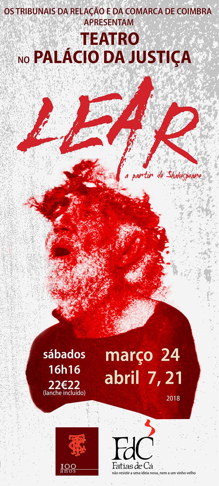 Fatias de Cá | Teatro | Lear