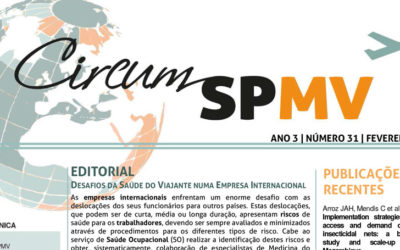 Newsletter da Sociedade Portuguesa de Medicina do Viajante – Fevereiro 2018