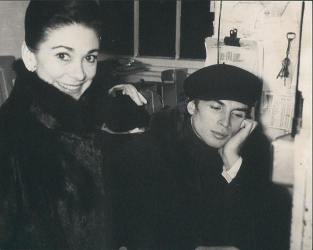 Rudolf Nureyev e Margot Fonteyn (BNP Esp. E67)