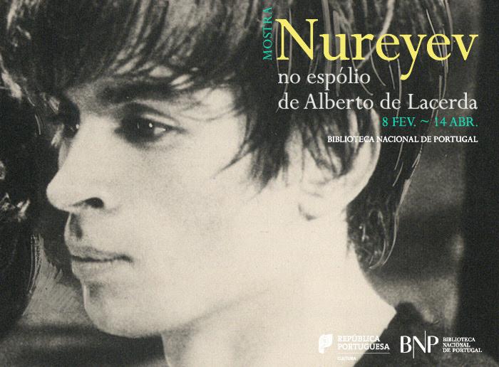 Nureyev no espólio de Alberto de Lacerda
