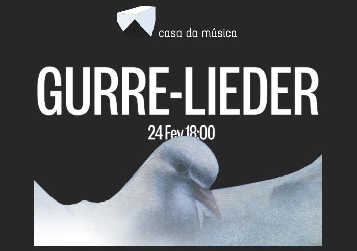 Gurre Lieder · 24 Fev 2018 · Arnold Schoenberg