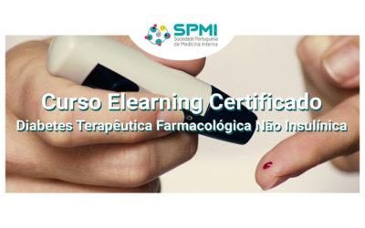 SPMI promove o seu primeiro Curso Certificado de ELearning sobre Diabetes