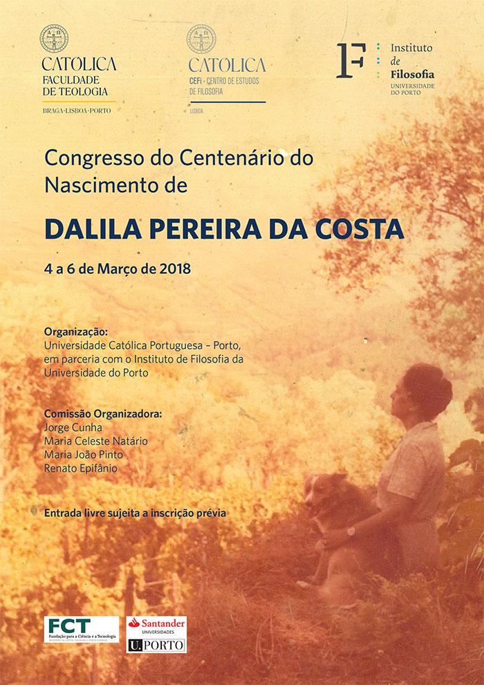 Congresso do Centenário do Nascimento de Centenário do nascimento de Dalila Pereira da Costa e Apresentação de Livro de Poesia