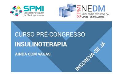 Curso Pré-congresso de Insulinoterapia