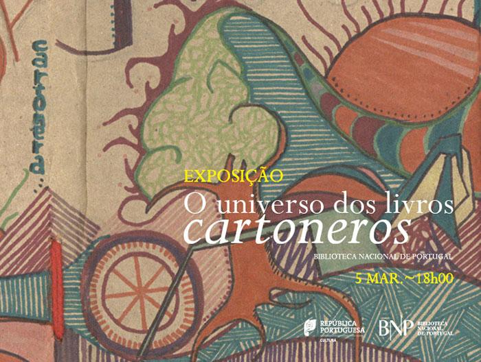Exposição | O universo dos livros «cartoneros» | 5 mar. | 18h00 | BNP