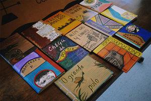 O universo dos livros «cartoneros»
