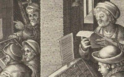 Visita guiada | Letra perfeita e clara que se pode ler sem óculos: 550 anos da morte de Gutenberg | Amanhã | 18h00 | BNP