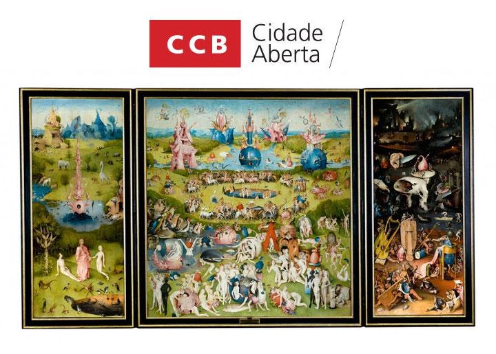 CCB | Conferências com Pilar Silva Maroto e Joaquim Oliveira Caetano + Documentário El Bosco. El Jardín de Los Sueños | Ciclo Hieronymus Bosch | 15 ABRIL