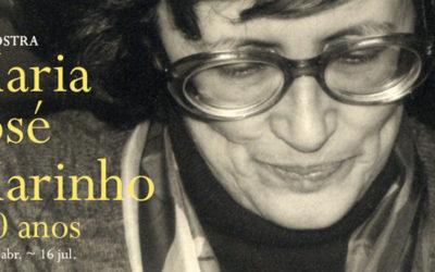 Mostra | Maria José Marinho: 90 anos | 26 abr. – 16 jul. | BNP
