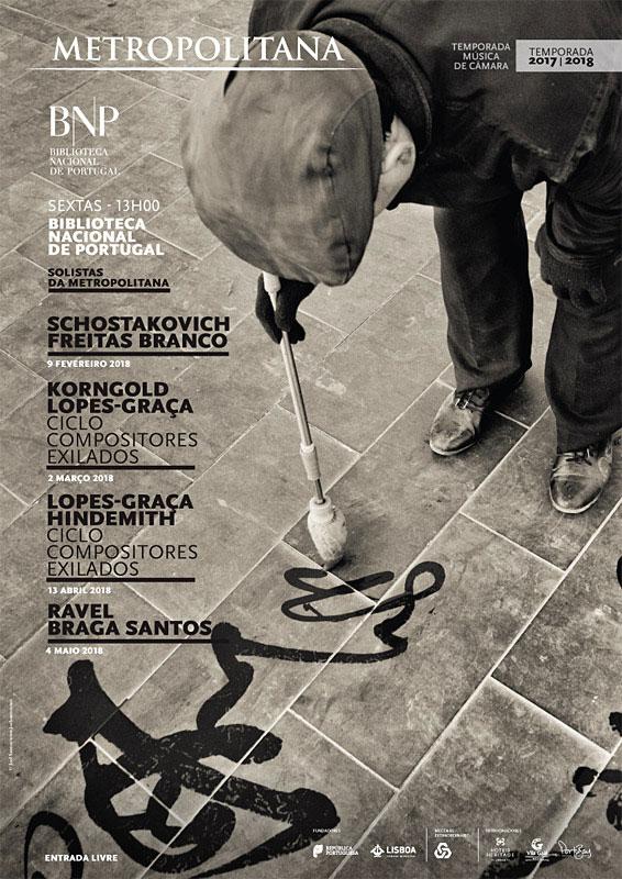 Concerto | Solistas da Orquestra Metropolitana de Lisboa | Lopes-Graça, Hindemith | 13 abr