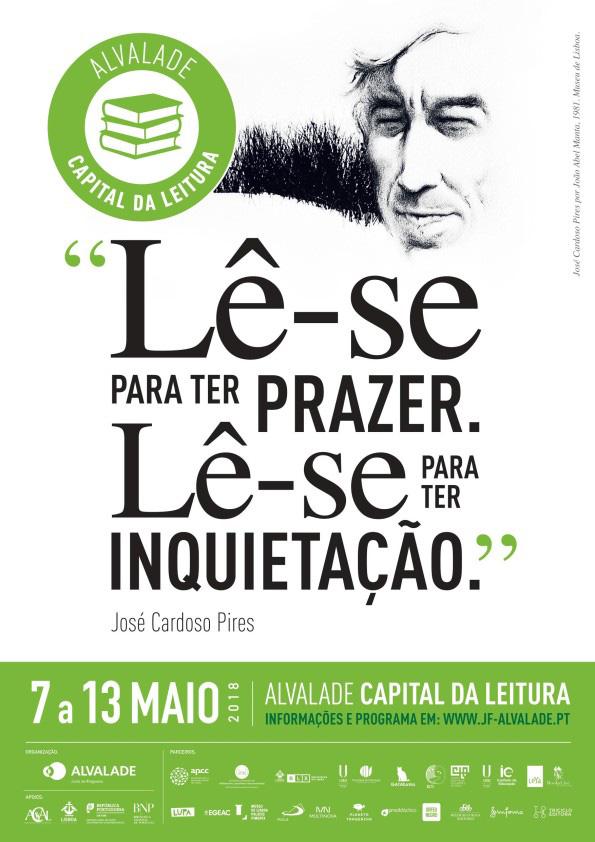 Conferência de lançamento | Sessão sobre José Cardoso Pires | 7 maio | 19h00 | BNP