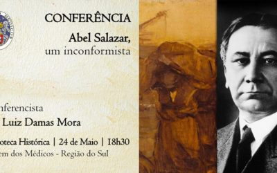 Conferência «Abel Salazar, um inconformista»
