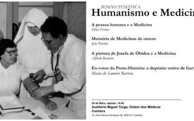 Sessão do Núcleo de História da Medicina da OM, sobre Humanismo e Medicina