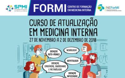 Curso de Atualização em Medicina Interna – Inscrições abertas