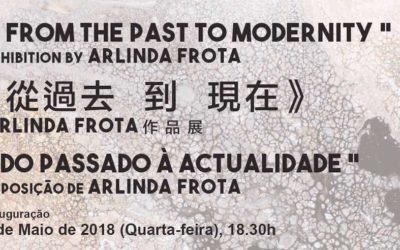 """""""Do Passado à Actualidade"""" – Exposição de Arlinda Frota"""