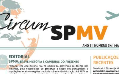 Newsletter da Sociedade Portuguesa de Medicina do Viajante – maio 2018