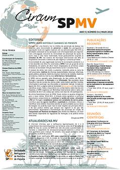 Newsletter da Sociedade Portuguesa de Medicina do Viajante - maio 2018
