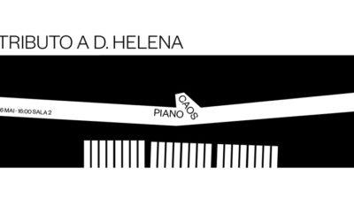 Tributo a D. Helena · 25-27 Mai