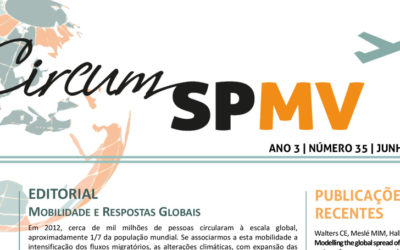 Newsletter da Sociedade Portuguesa de Medicina do Viajante – junho 2018