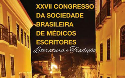 XXVII Congresso da Sociedade Brasileira de Médicos Escritores – SOBRAMES