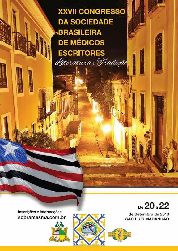 XXVII Congresso da Sociedade Brasileira de Médicos Escritores - SOBRAMES