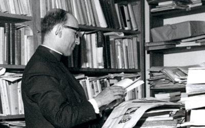 Mostra | Padre Manuel Antunes (1918-1985): um pedagogo da democracia | 12 jun. – 31 ago. | BNP