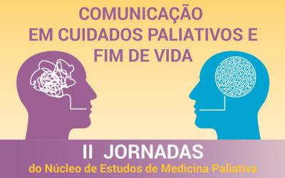 II Jornadas do Núcleo de Estudos de Medicina Paliativa