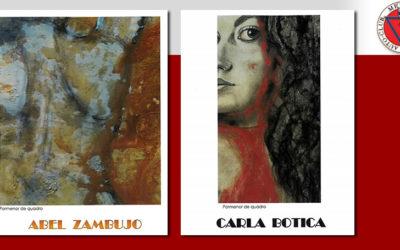 Pintura em Parceria – CARLA BOTICA e ABEL ZAMBUJO