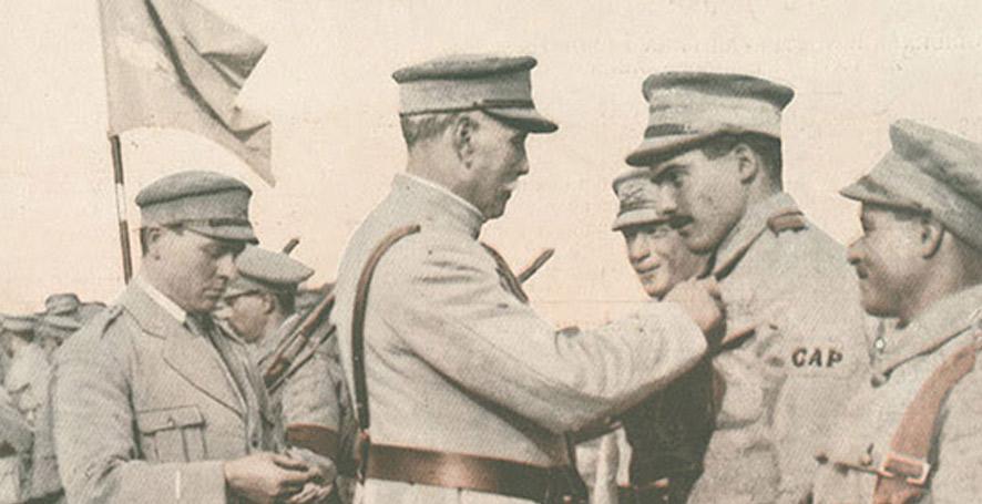 Sítio Web | Diário da Grande Guerra: testemunhos portugueses | julho de 1918