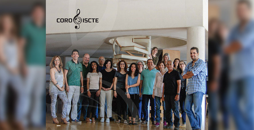 Concerto | Coro ISCTE-IUL | 13 jul. | 18h00 | BNP