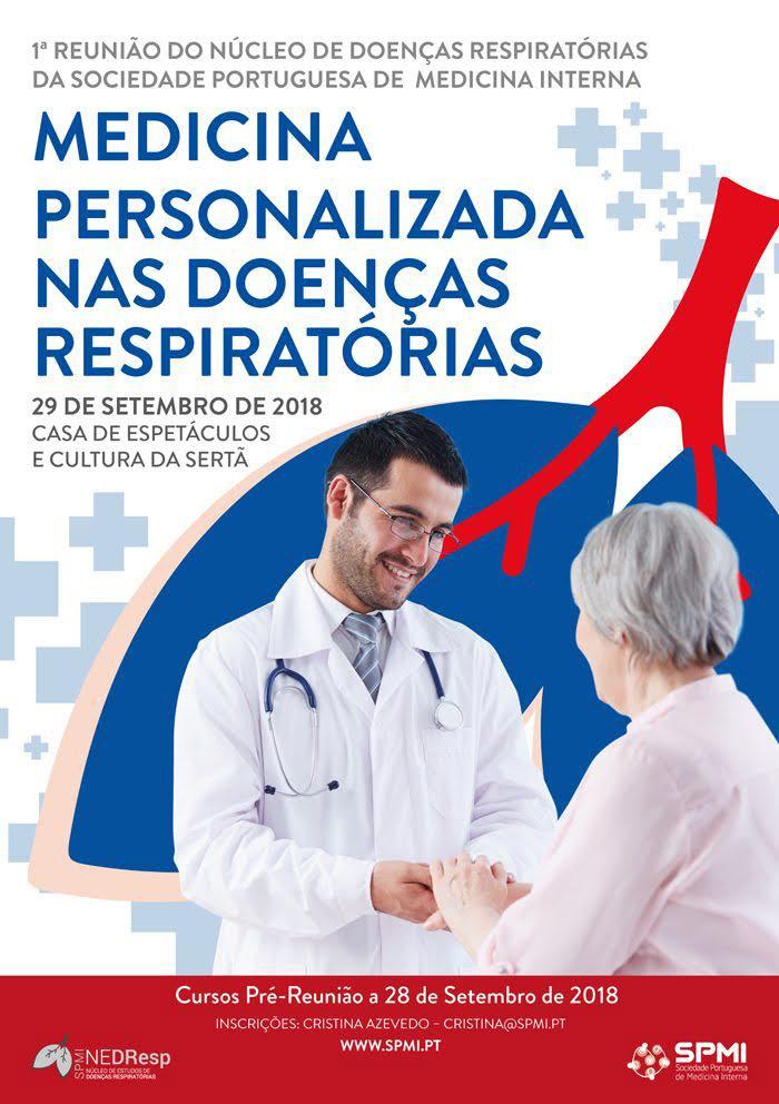 1ª Reunião do Núcleo de Estudos de Doenças Respiratórias