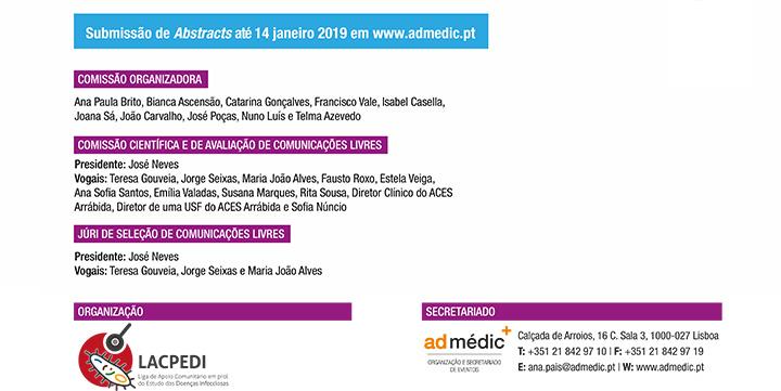 IV Jornadas Regionais Monotemáticas de Infecciologia: Doenças Infecciosas na Adolescência