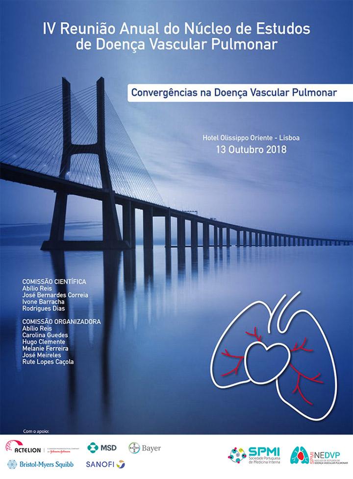 IV Reunião Anual do Núcleo de Estudos de Doença Vascular Pulmonar