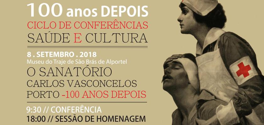 100 anos depois da inauguração do Sanatório Carlos Vasconcelos Porto, em São Brás de Alportel