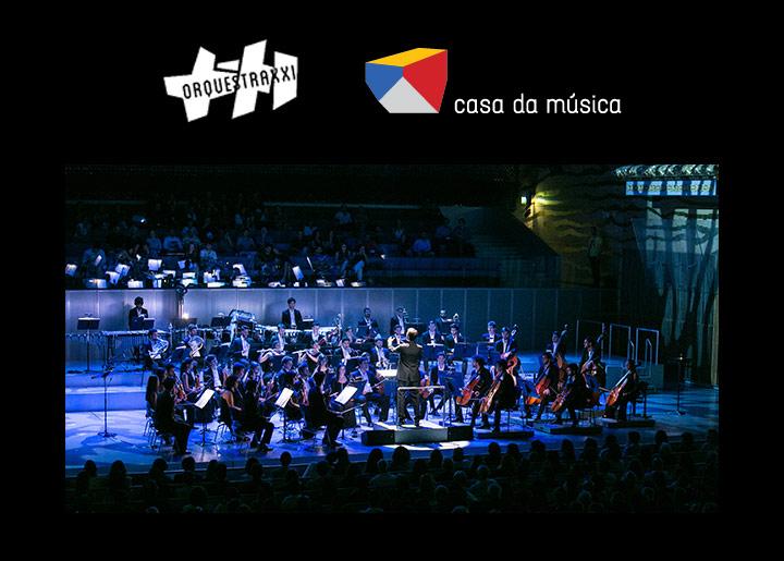 Orquestra XXI - 5º Aniversário - 06 Qui Set · 21:00 Sala Suggia