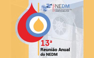 13ª Reunião Anual do Núcleo de Estudos de Diabetes Mellitus – Programa Preliminar